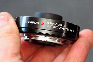 Olympus M.Zuiko 1.4x Teleconverter MC-14 Review