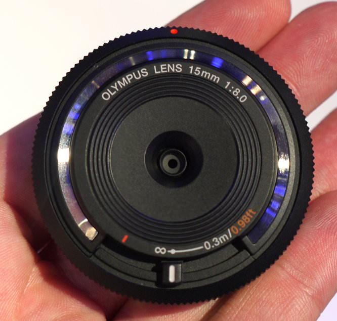 15mm f/8 Body Cap