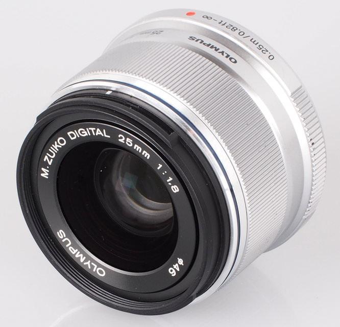 Olympus M Zuiko 25mm F1 8 Lens (4)