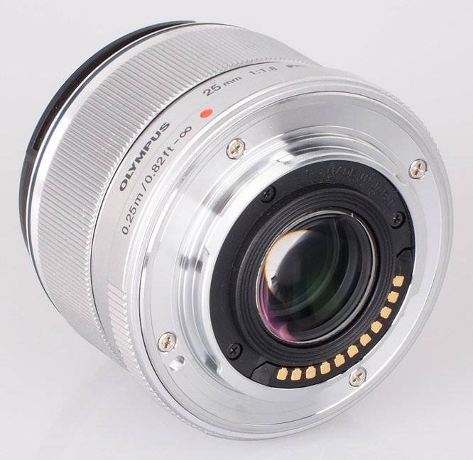 Olympus M Zuiko 25mm F1 8 Lens (6)