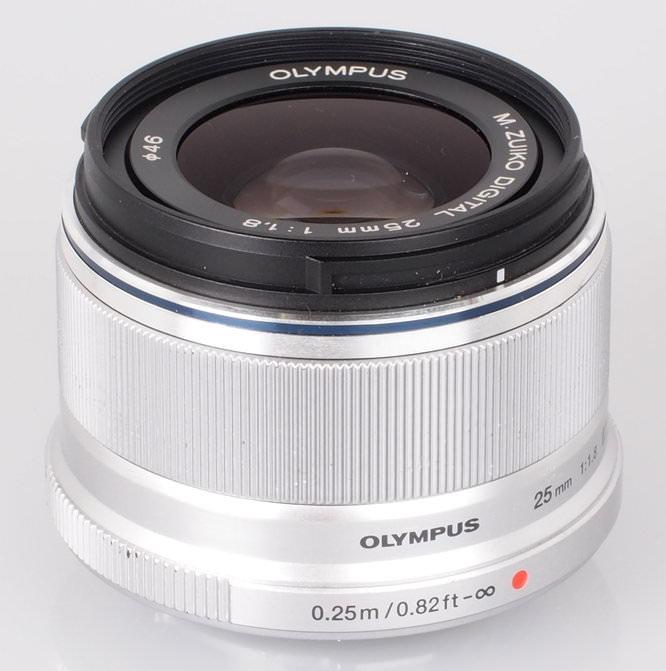 Olympus M Zuiko 25mm F1 8 Lens (7)