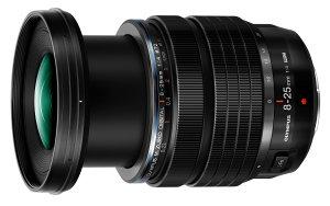 Olympus M.Zuiko 8-25mm f/4.0 PRO Lens Announced