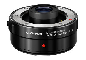 Olympus M.Zuiko Digital 2x Teleconverter MC-20 Released