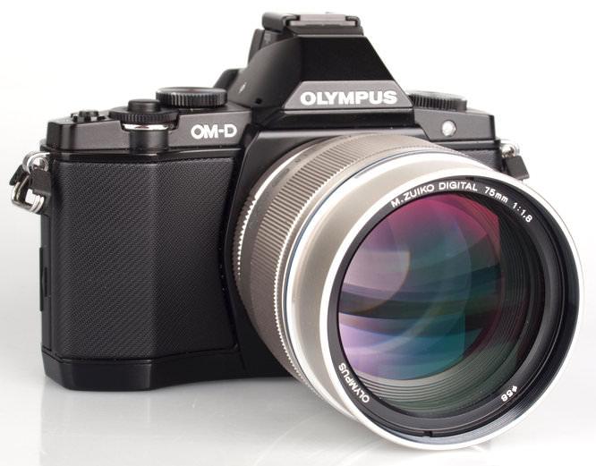 Olympus Omd Em5 75mm2