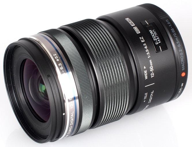 Olympus M Zuiko 12 50mm Macro Lens (2)