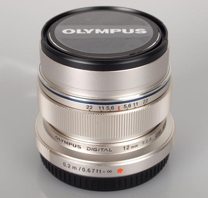 Olympus M. Zuiko Digital 12mm f/2.0