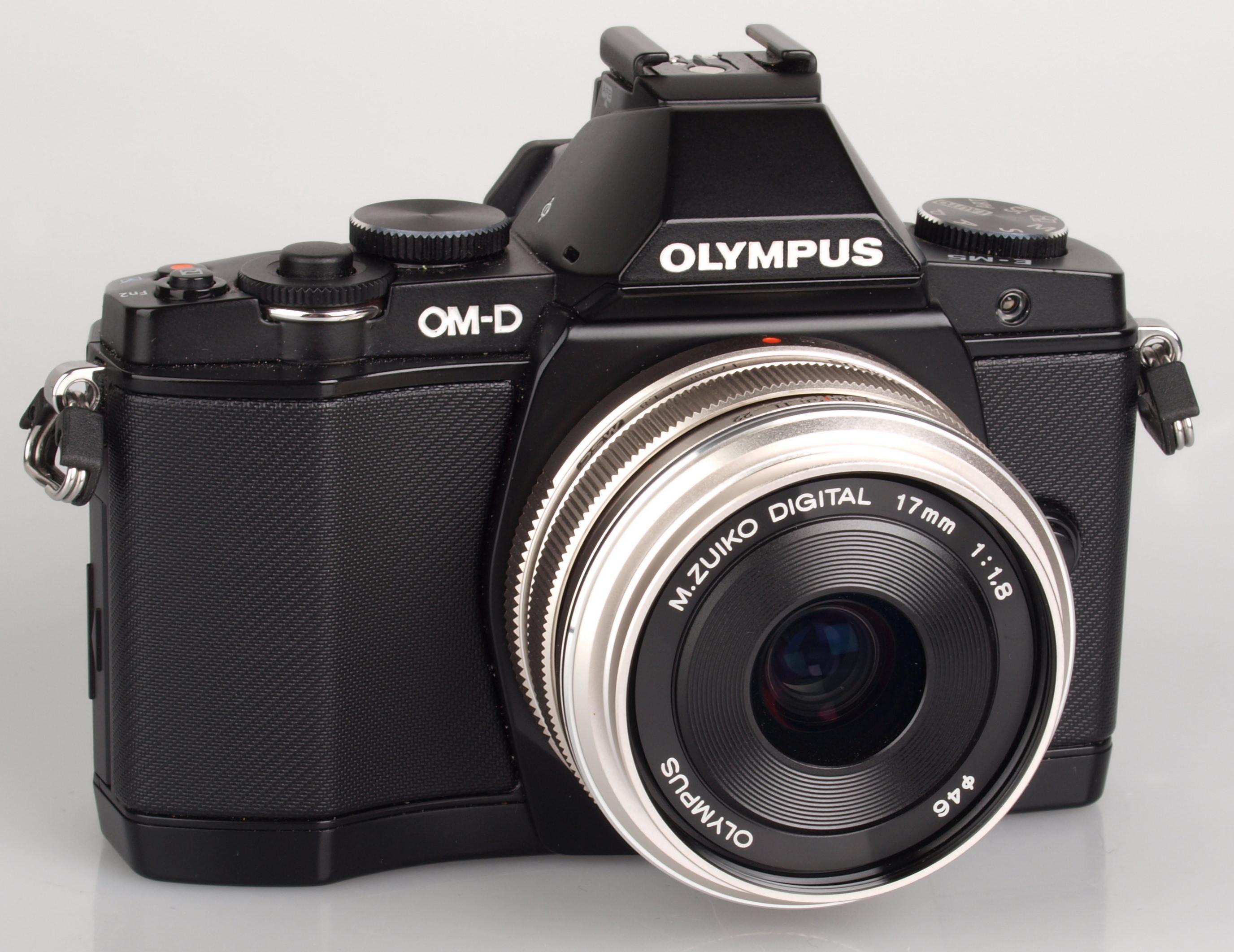 Olympus Digital Camera M.ZUIKO DIGITAL 17mm F1.8 Lens Drivers for Windows Download