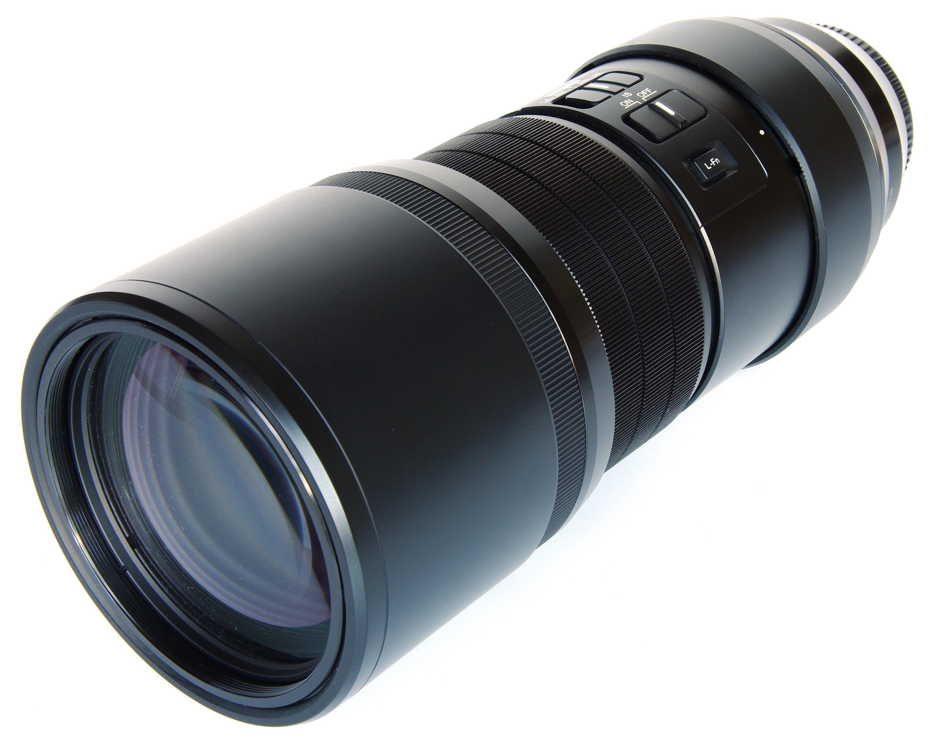 Olympus M.Zuiko Digital ED 300mm f/4 IS PRO Review ...