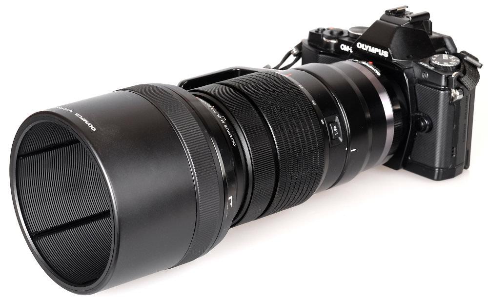 Olympus M Zuiko 40 150mm F2 8 PRO (9)