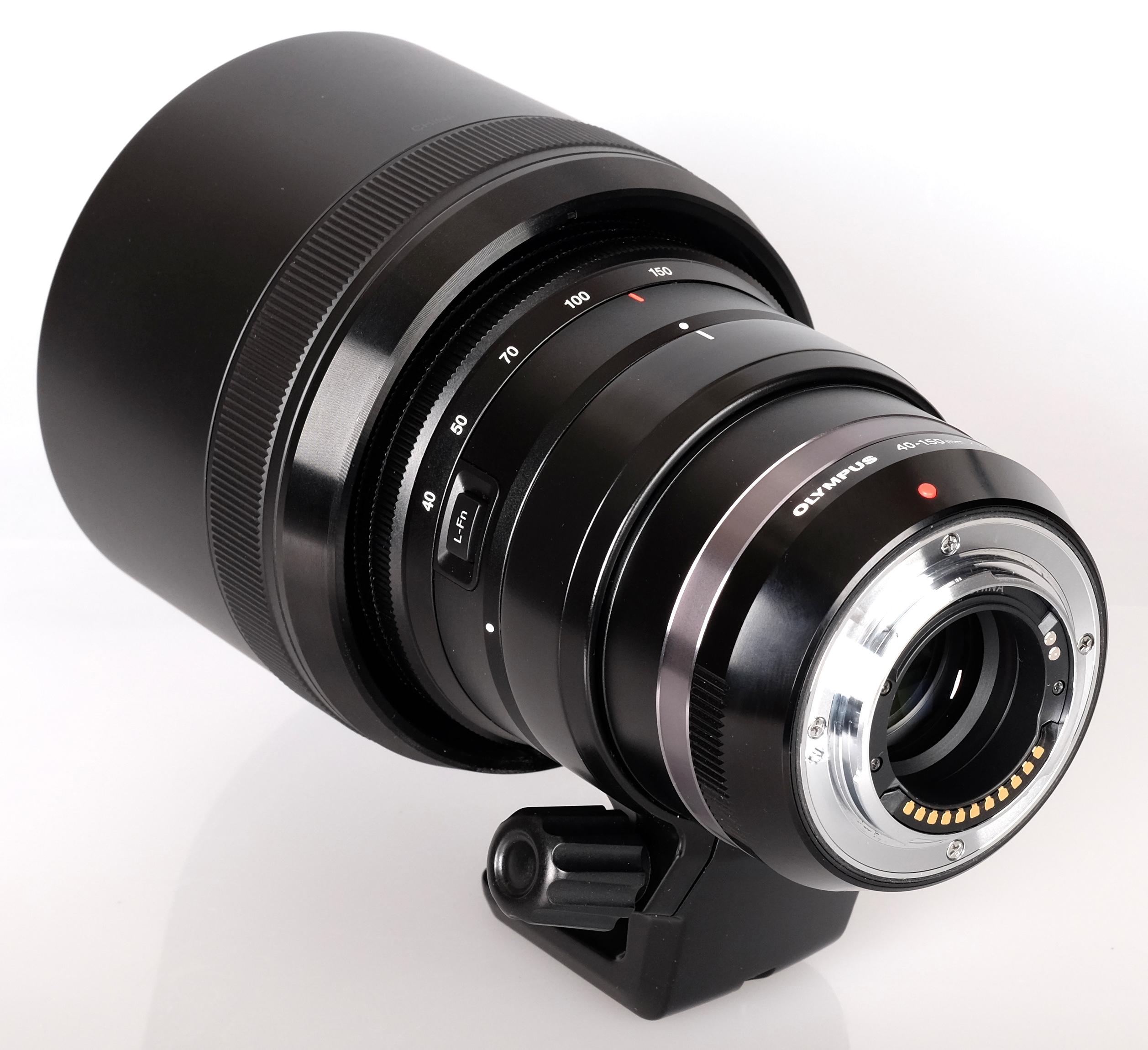 Olympus Digital Camera M.ZUIKO DIGITAL ED 40-150mm F2.8 PRO Lens Treiber Windows XP