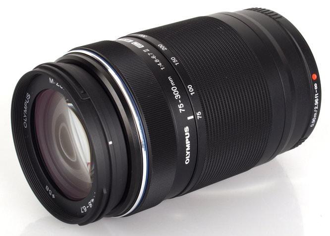 Olympus M Zuiko 75 300mm VII Lens (4)