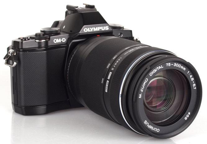 Olympus M Zuiko 75 300mm VII Lens (7)