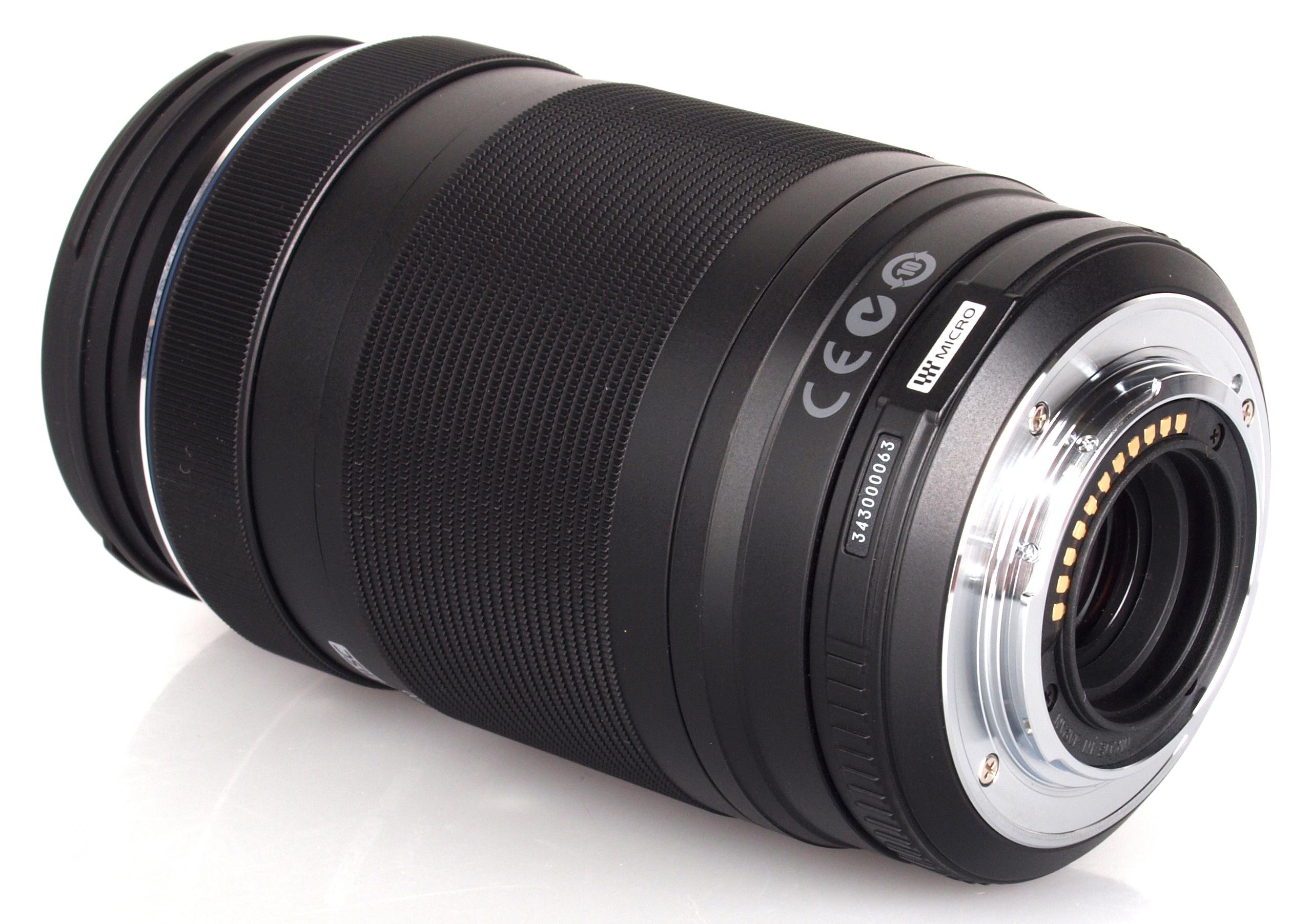 Olympus M Zuiko Digital ED 75 300mm f 4 8 6 7 II Lens Review