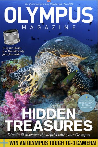 Olympus Magazine June