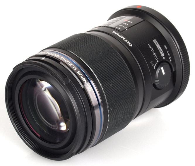 Olympus 60mm macro lens