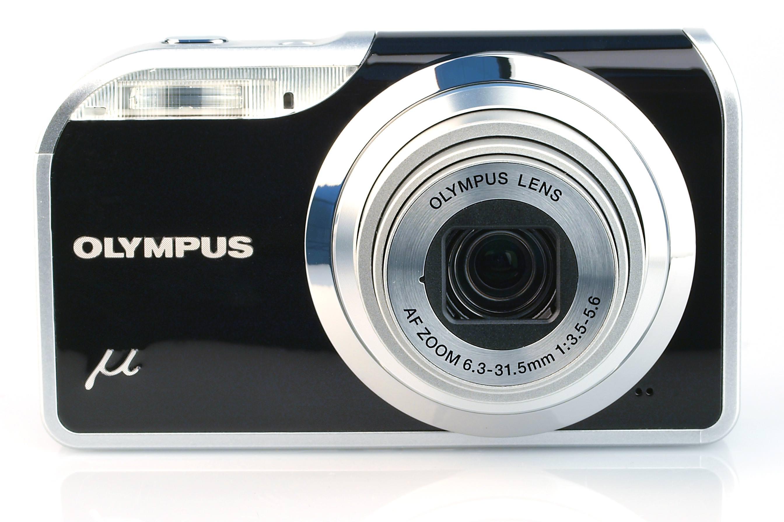 Olympus Mju 5000 Digital Camera Review