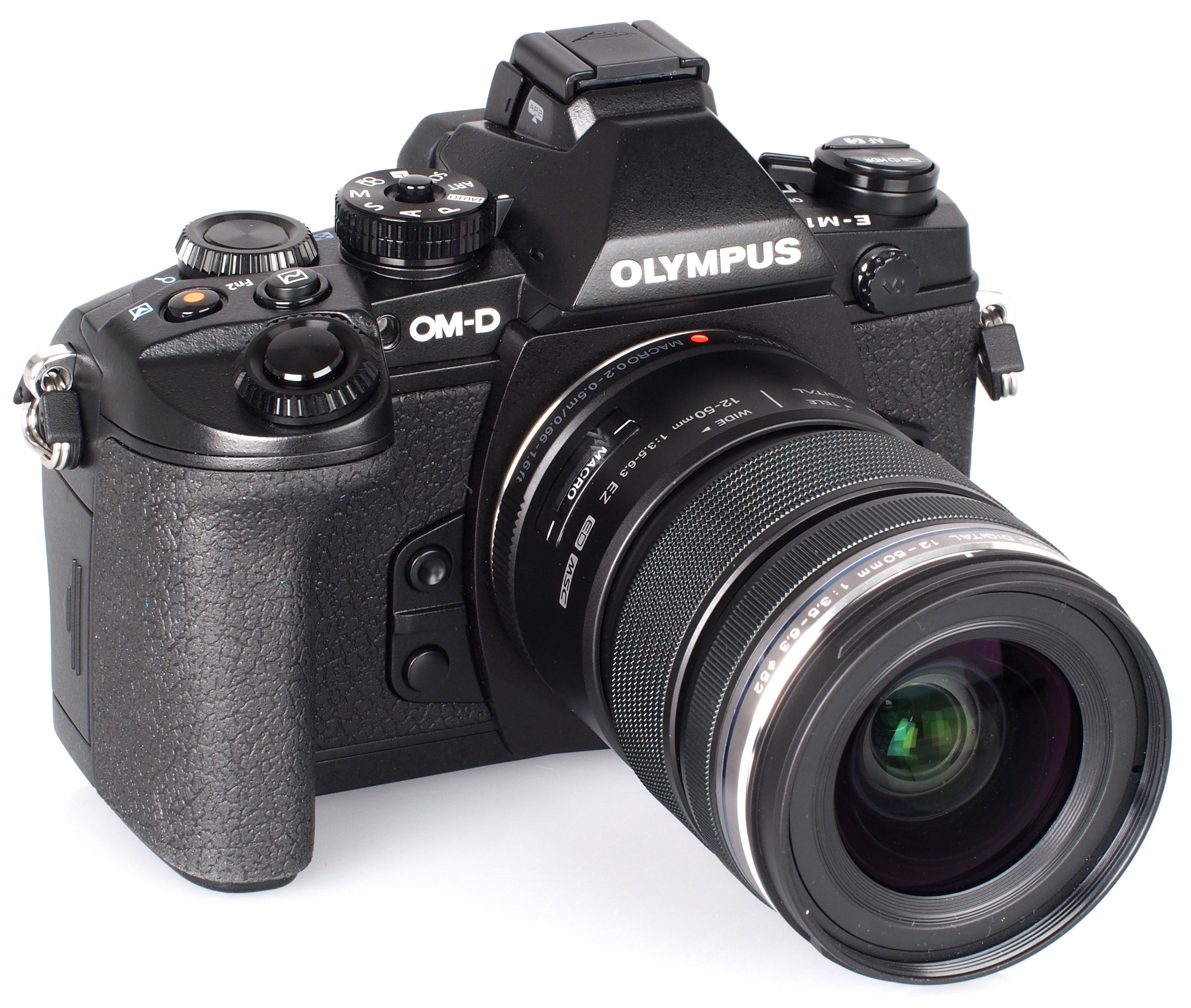 Olympus Om D E M1 Full Review