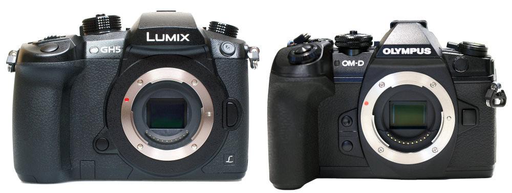 Panasonic Lumix Gh5 Vs Olympus Omd Em1 Markii