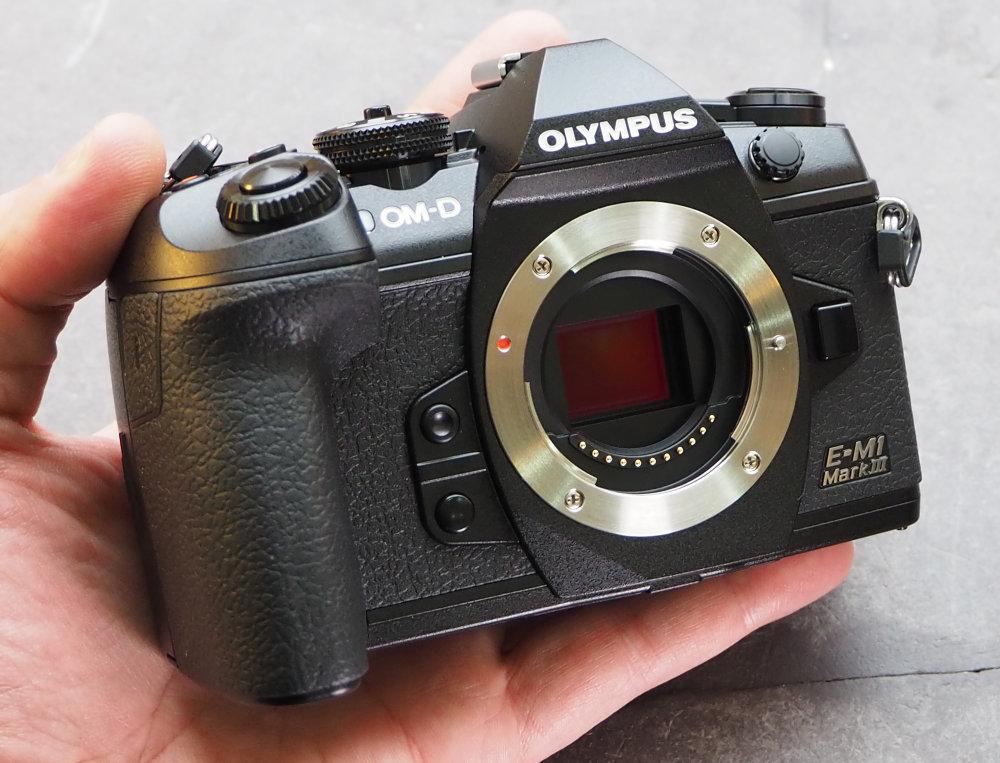 Olympus OMD EM1 Mark III