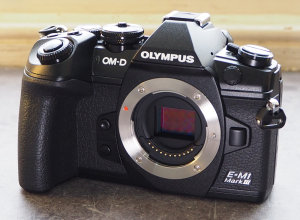 Olympus OM-D E-M1 Mark III Video Review By David Thorpe