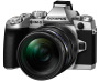 Olympus OM-D E-M1 Silver Edition Launched With 40-150mm Zoom Lens