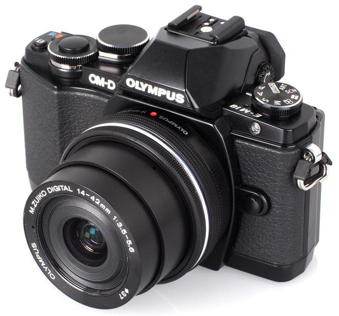 Olympus M Zuiko 14 42mm ED EZ MSC Lens (1)