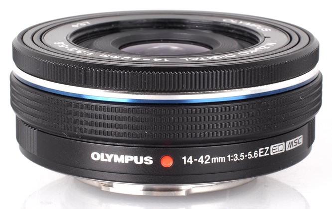 Olympus M Zuiko 14 42mm ED EZ MSC Lens (2)