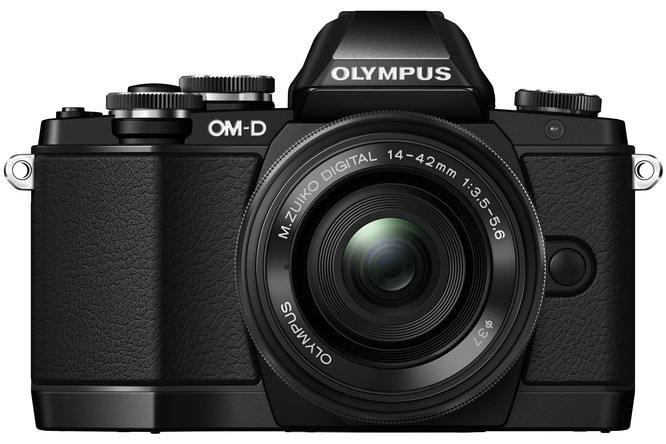 OM D E M10 EZ M1442EZ Black  Product 000