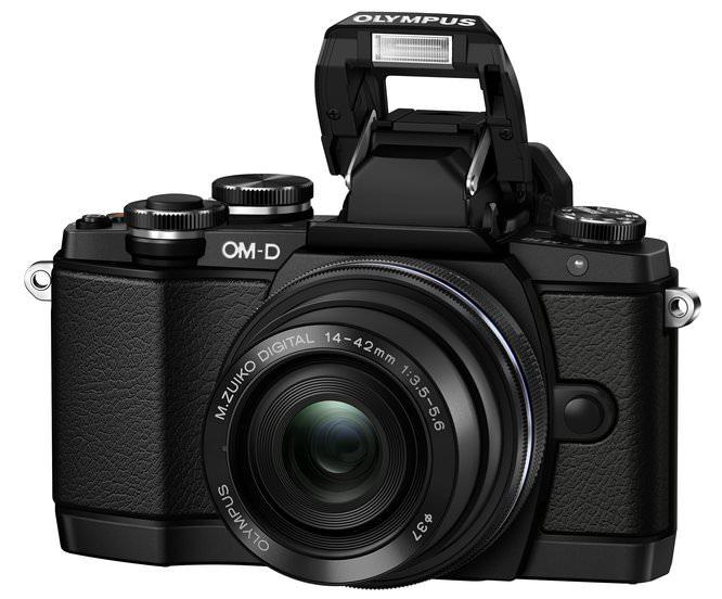OM D E M10 EZ M1442EZ Black  Product 011