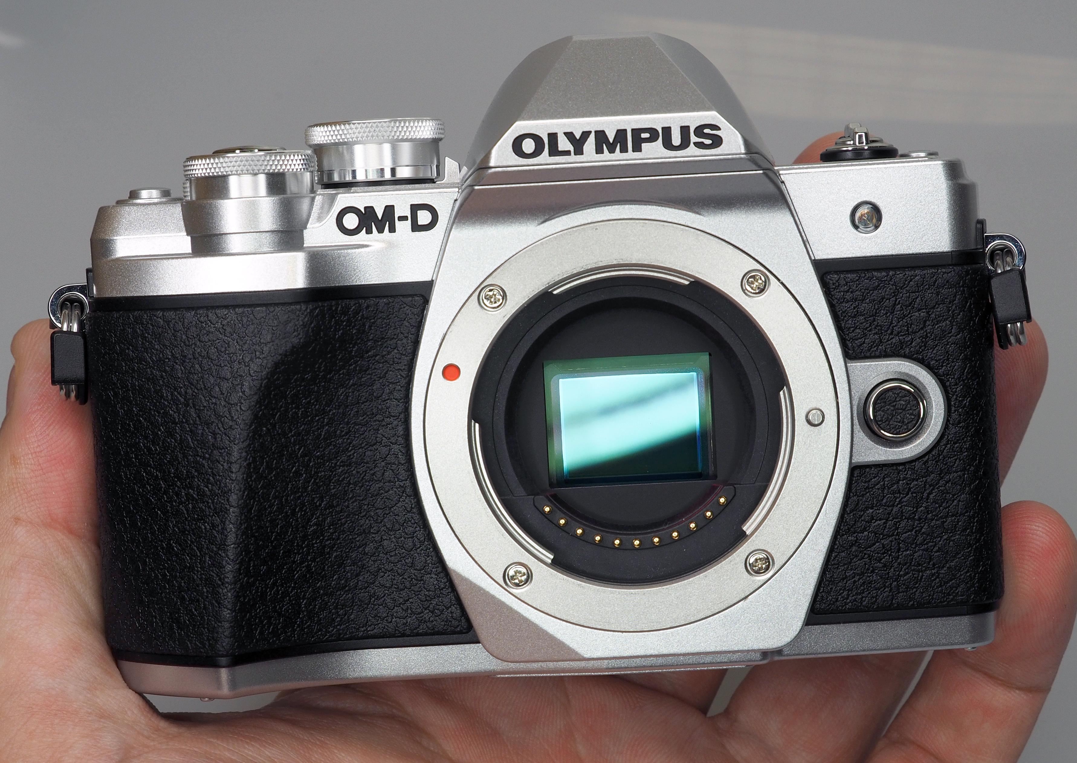 Olympus Om D E M10 Mark Iii Full Review Ii Kit 14 42mm Ez Silver 12