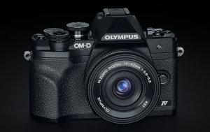 Olympus OM-D E-M10 Mark IV Announced