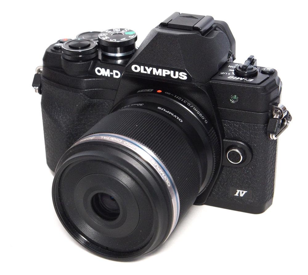 OM-D E-M10 Mark IV