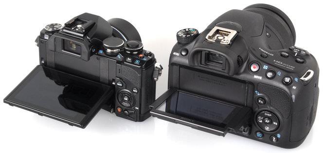 Olympus OM D E M10 Vs DSLR Sony Alpha A58 (18)