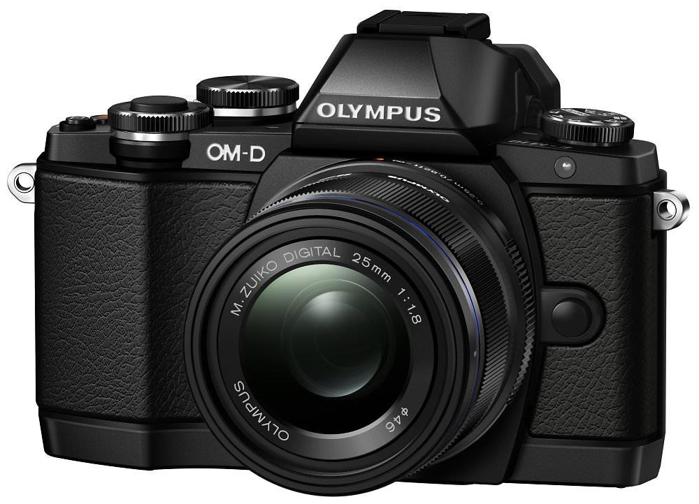 OM D E M10 ES M2518 Black  Product 010