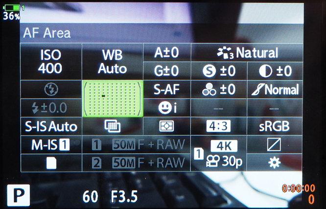 Olympus Omd Em1x Super Control Panel