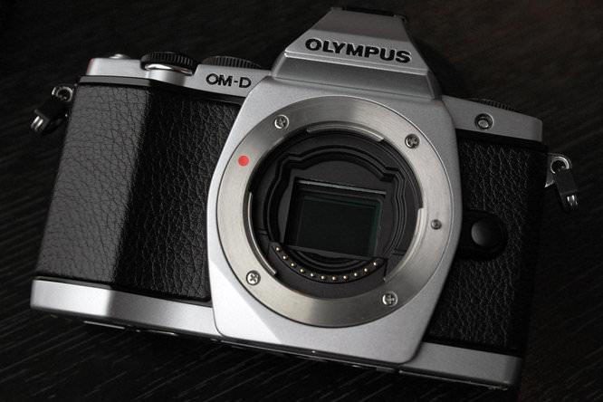Olympus OM-D E-M5 Sensor