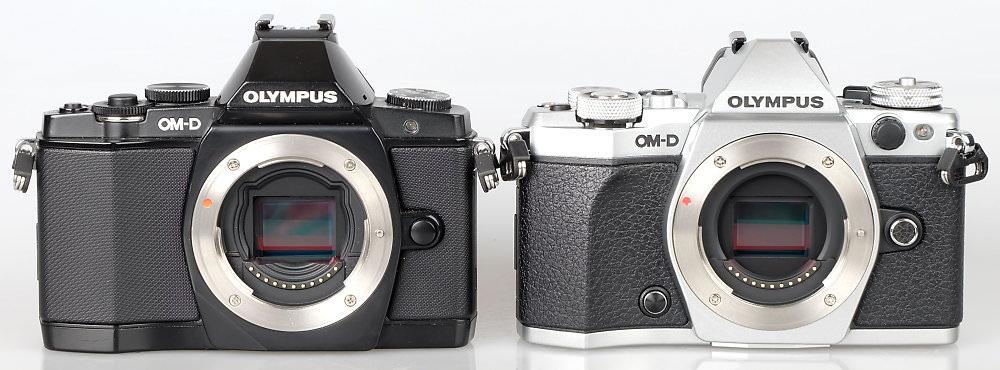 Olympus OM D E M5 Vs E M5 MKII (2)