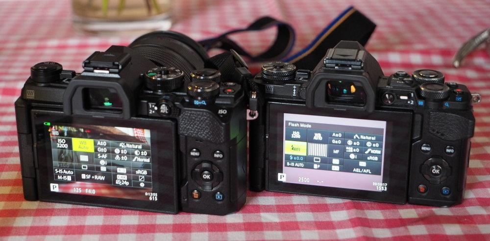 Функции и особенности Olympus OM-D E-M5 Mark III