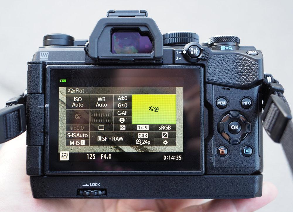 Обзор фотоаппарата Olympus OM-D E-M5 Mark III