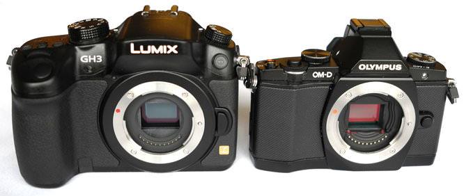 Panasonic Lumix Gh3 Vs Olympus Om D E M5 (6)