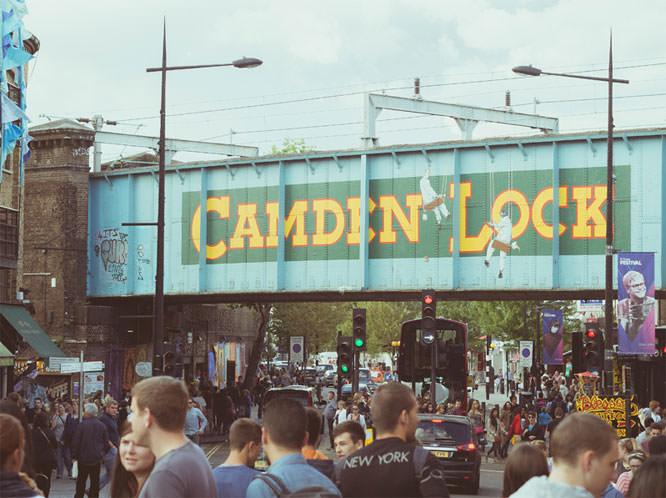 Camden Lock Olympus