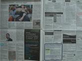 Newspaper Resolution test - 0.4 sec | f/11.0 | 14.0 mm | ISO 100