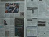Newspaper Resolution test - 1.6 sec | f/22.0 | 14.0 mm | ISO 100