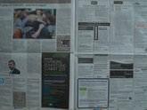 Newspaper Resolution test - 1.3 sec | f/22.0 | 14.0 mm | ISO 100