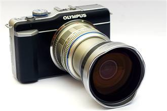 Olympus PEN Fish-eye Converter