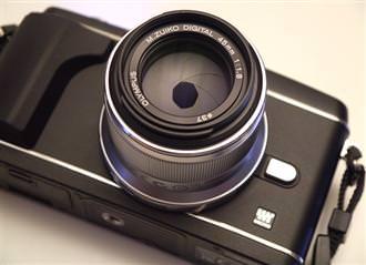 45mm lens