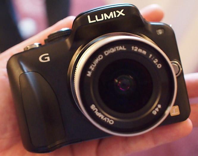 Panasonic Lumi G3