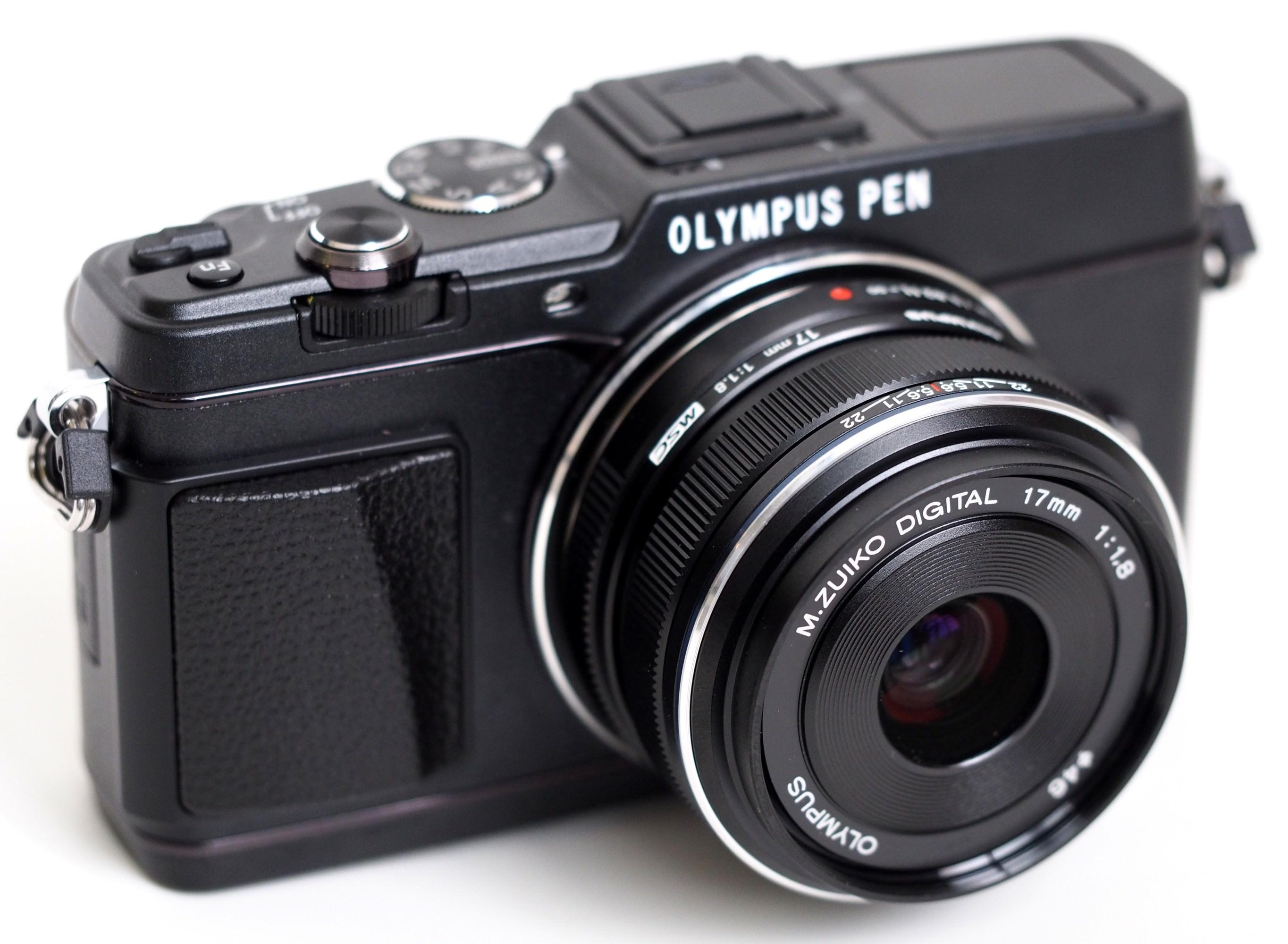 Olympus Pen Ep5 Black White Bg (3) (Custom)