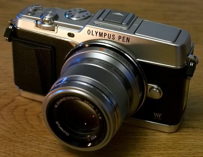 Olympus Pen Ep5 Two Tone (Custom)