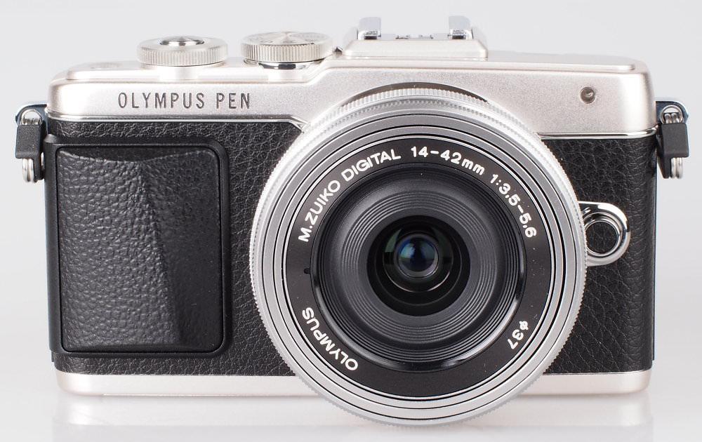 Olympus PEN Lite E PL7 Silver (3)